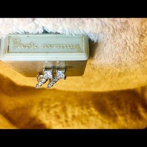 925 Moissanite Earrings